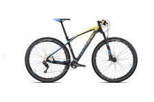 BICI MTB 29 FRONT OLYMPIA IRON CARBON TEAM 1S DISK SHIMANO XT11V FOX PERFORMANCE