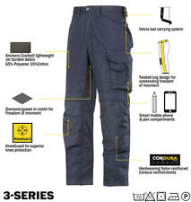Snickers 3311 cooltwill Pantalones Snickers Directa azul marino