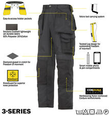 Snickers 3211 cooltwill Pantalones Snickers DIRECTA NEGRO