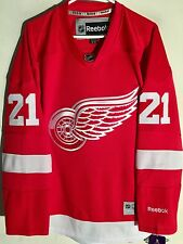 NHL Detroit Redwings Tomas Tatar Premier Hockey sur Glace Maillot Jersey