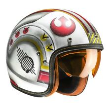 HJC CASCO JET MOTO X-WING FIGHTER PILOT/MC1F FG 70S HELMET
