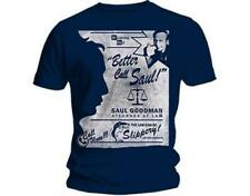 OFFICIAL LICENSED - BREAKING BAD - BETTER CALL SAUL T SHIRT WALTER JESSE METH