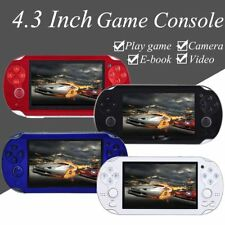 8GB 4.3'' Games Built-In Portable PVP Handheld Video Game Console Player New