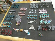 Skaven & Lizardmen Seraphon Games Workshop Warhammer Multilist Metal/Plastic A6