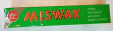 100ml Dabur Miswak Herbal Toothpaste with Pure Miswak Extract for Healthy Gums