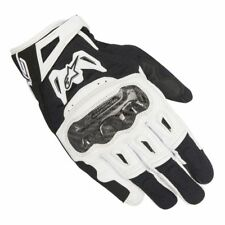 Gants ALPINESTARS SMX-2 Air Carbon V2 Blanc