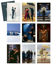 JACK VETTRIANO EXERCISE BOOK - VARIOUS DESIGNS