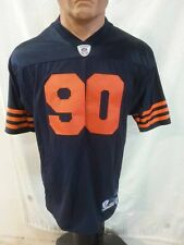 NFL PEPPERS Chicago Bears Throwback Jersey Camiseta de fútbol premier Americano