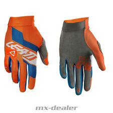 Leatt GPX 2.5 X Flow orange Handschuhe MX MTB DH MX BMX Motocross Enduro Quad