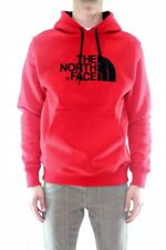 Felpa Uomo THE NORTH FACE T0AHJY-MDREW PEAK Rosso