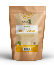 Organic Bee Pollen Granules - Raw Premium Quality | Natural Superfood Supplement