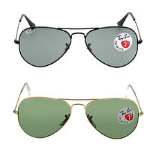 Ray Ban Aviator Polarized Lens Mens Sunglasses RB3025