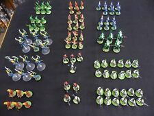 Eldar 1st Edition Metal Craftworld Nice Painting Miniatures Warhammer 40K A18