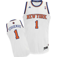 NBA New York Knicks Amare Stoudemire BALONCESTO SWINGMAN Camisa Camiseta