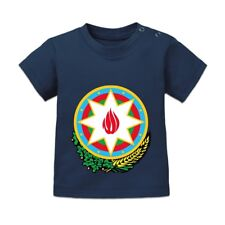 Tee shirt bébé Azerbaijan Coat of Arms