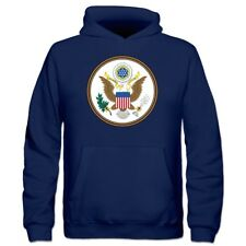 Sweatshirt à capuche Enfant United States of America Coat of Arms