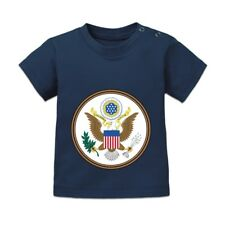 Tee shirt bébé United States of America Coat of Arms