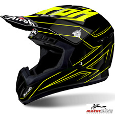 CASCO HELMET AIROH OFF ROAD SWITCH SPACER YELLOW GLOSS