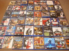 Sony Playstation 2 Games - PS2 - 300 TITLES - Select From List