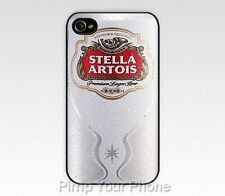 STELLA ARTOIS REGALO iPhone 4 4s 5 5s 5c 6 FUNDA DURA
