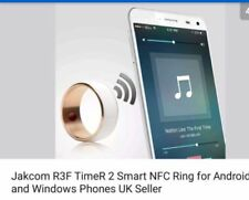 Jakcom R3F TimeR 2 Smart NFC Ring for Android and Windows Phones UK Seller
