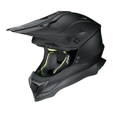 NOLAN N53 SMART NERO OPACO Off-road Motocross/Motocross MX Casco da moto
