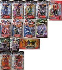 #1 Power Rangers- Bandai-Aussuchen: Black + Red + Blue Ranger ...