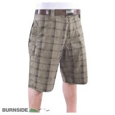 ADDICT Pant Short CHINO  PLAID |Kurze Chino Hose