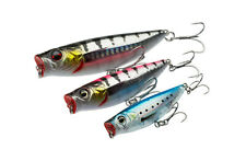 NUEVO 2018 Savage Gear 3D Minnow Pop Walker 8cm 14g / floating topwater popper
