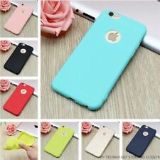 Soft TPU Silicon Phone Cases For iPhone 6 6s 5 5s SE 7 7 Plus