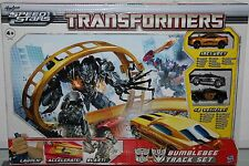 #16 TRANSFORMERS- Hasbro SPEED STAR -Bumblebee TRACCIA set-mit Bumblebee