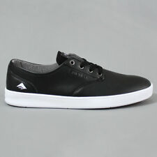 Emerica Romero Laced Skate Shoes Black / White / White
