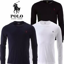 Polo Ralph Lauren Men's Long Sleeve Crew Neck T-shirt