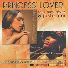 Princess Lover - Tous Mes Reves And Juste Moi (2 Cd)