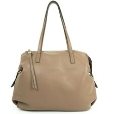 Borsa donna Loristella, made in Italy - Fango