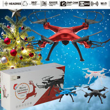 X5SW-1 200W Wifi FPV Camera Drone 2.4Ghz RTF 6 Axis RC Drone Natale Gifts