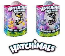 Hatchimals Surprise - Hatching Twins Peacat , Giraven - Discount for both BNIB