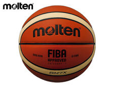 BRAND NEW MOLTEN BGMX BASKETBALL FIBA APPROVED - 12 PANEL PU LEATHER