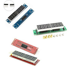 8 Digit LED Display MAX7219 7 Segment Digital Tube For Arduino Himbeere Pi