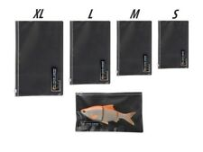 Savage Gear PP Ziplock bags / 4 sizes: S, M, L, XL / easy non tangle storage