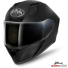 CASCO HELMET AIROH FULL FACE VALOR COLOR BLACK MATT