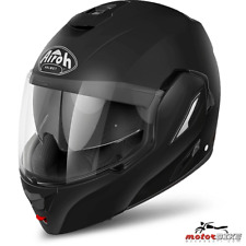 CASCO HELMET AIROH FLIP UP REV COLOR BLACK MATT
