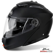 CASCO HELMET AIROH FLIP UP PHANTOM S COLOR BLACK MATT