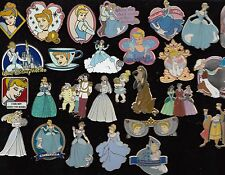 19 DISNEY PIN PINES walt disney world Disney Land elegir: Cenicienta