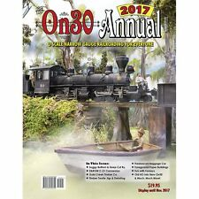 On30 ANNUAL 2017 -- (NOW AVAILABLE) -- 2017 On30 Annual