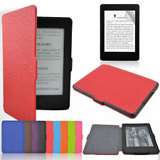 Premium sottile Smart Cover con custodia in pelle Nuovo Amazon Kindle PaperWhite