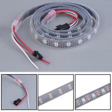 Ws2812b 5050 60led RGB LED Strip 1m 60 LEDs individuales direccionables 5V OP