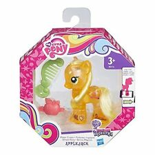 MY LITTLE PONY WATER CUTIES - APPLEJACK OR FLOWER WISHES PLAYSET