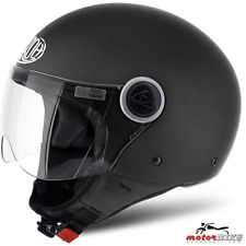 CASCO HELMET AIROH URBAN JET COMPACT PRO COLOR BLACK MATT