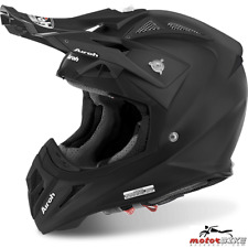 CASCO HELMET AIROH OFF ROAD AVIATOR 2.2 COLOR BLACK MATT